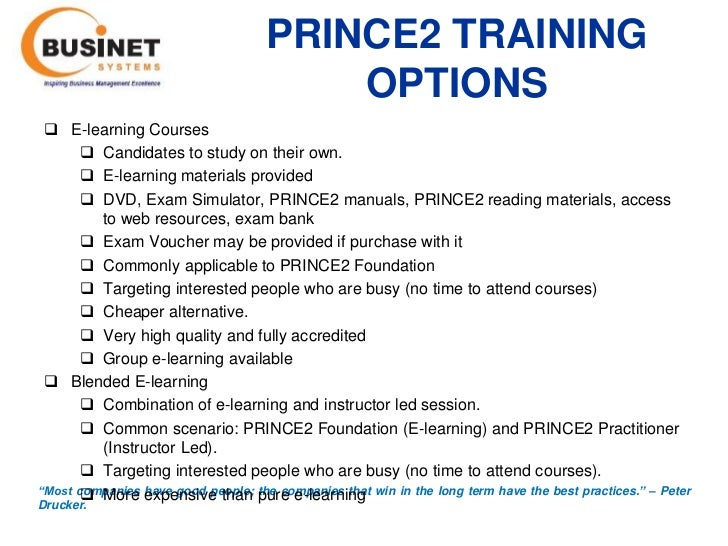 PRINCE2 Download Centre