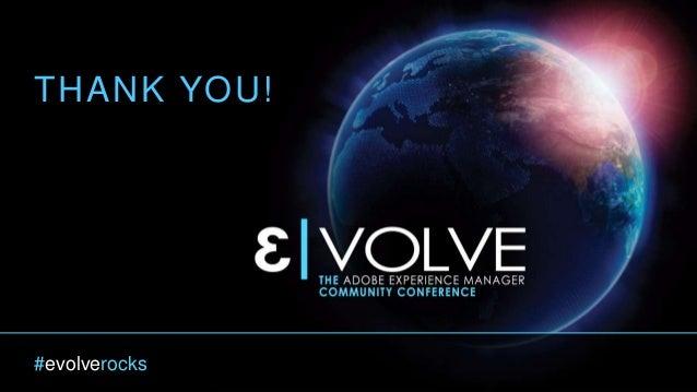 #evolverocks THANK YOU!