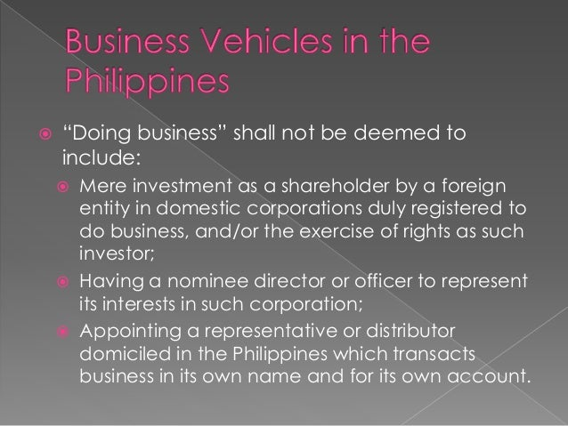 Philippine Legal System