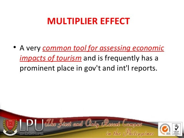 Overview of tourism impacts