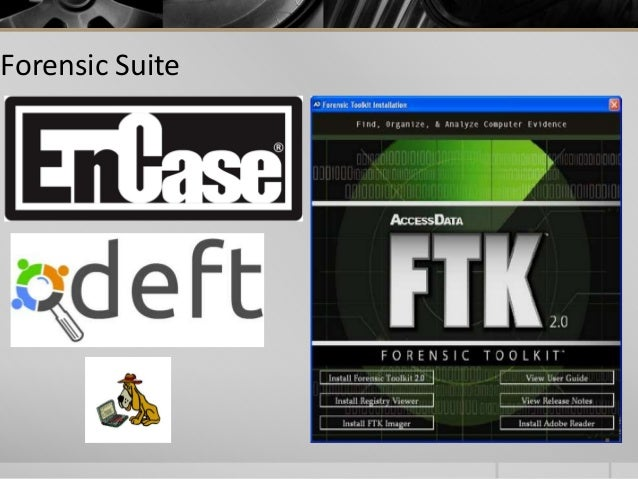 Forensic Suite
