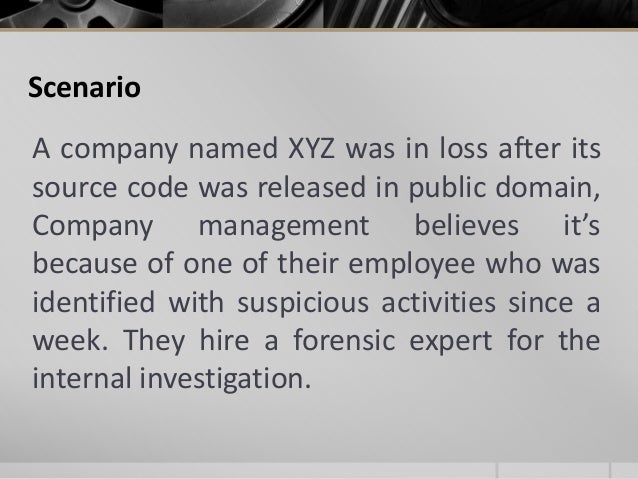 A company named XYZ was in loss after its source code was released in public domain, Company management believes it's beca...