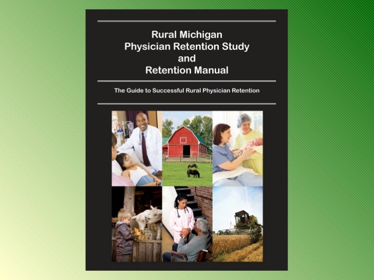 Steve ShotwellRecruitment and Retention Services Michigan Center for Rural Health          909 Fee Road       B-218 West F...