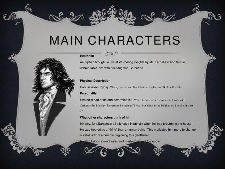 heathcliff meaning