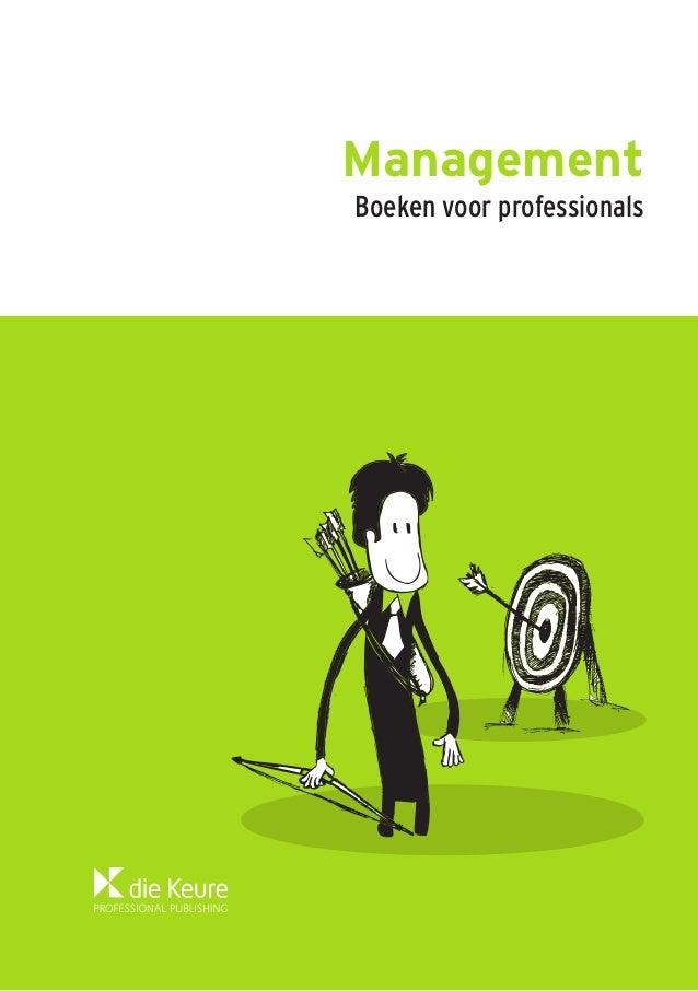 Management Boeken voor professionals