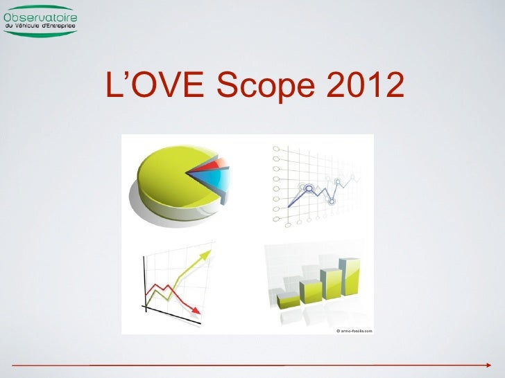L'OVE Scope 2012            © armo-fotolia.com