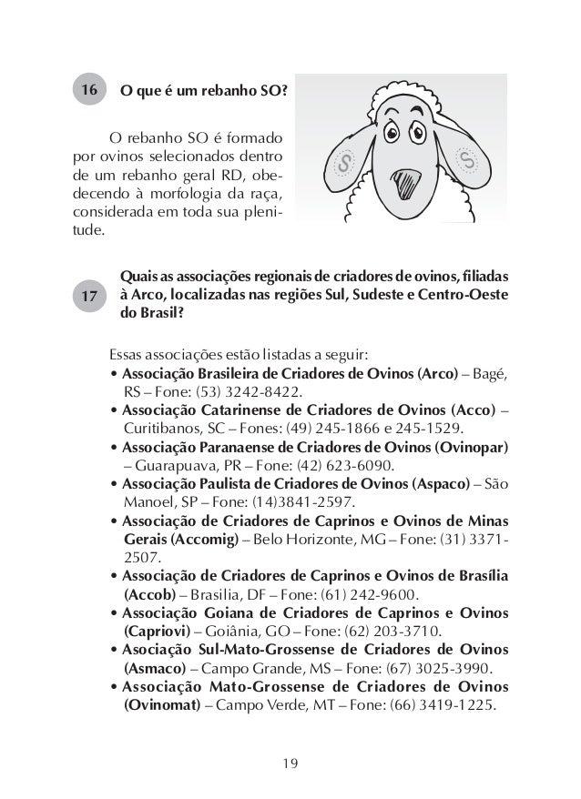 24 do rebanho é feita com marca registrada na prefeitura do município, onde se localiza a propriedade rural, utilizando-se...