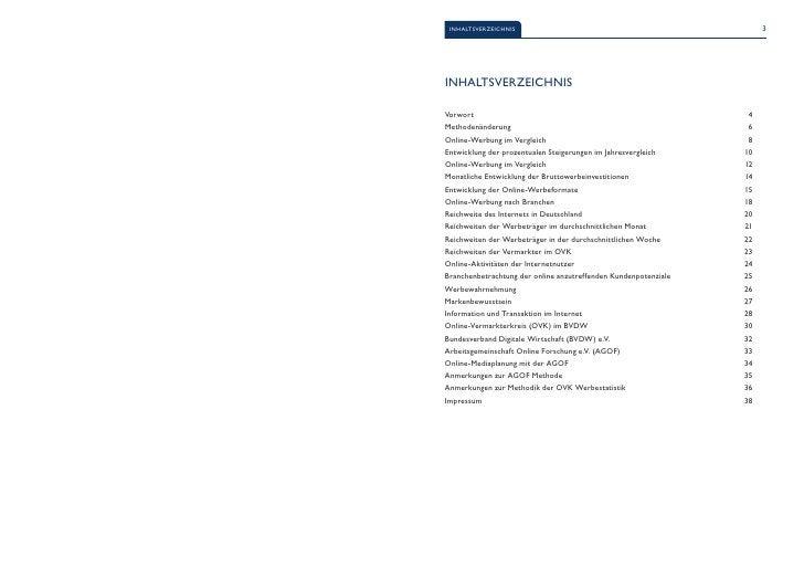 Inhaltsverzeichnis                                                    3InhaltsverzeichnisVorwort4Methodenänderung6Onlin...