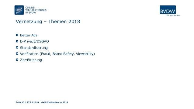 Member report: OVK/BVDW - Digital Ad Spend in Germany 2017