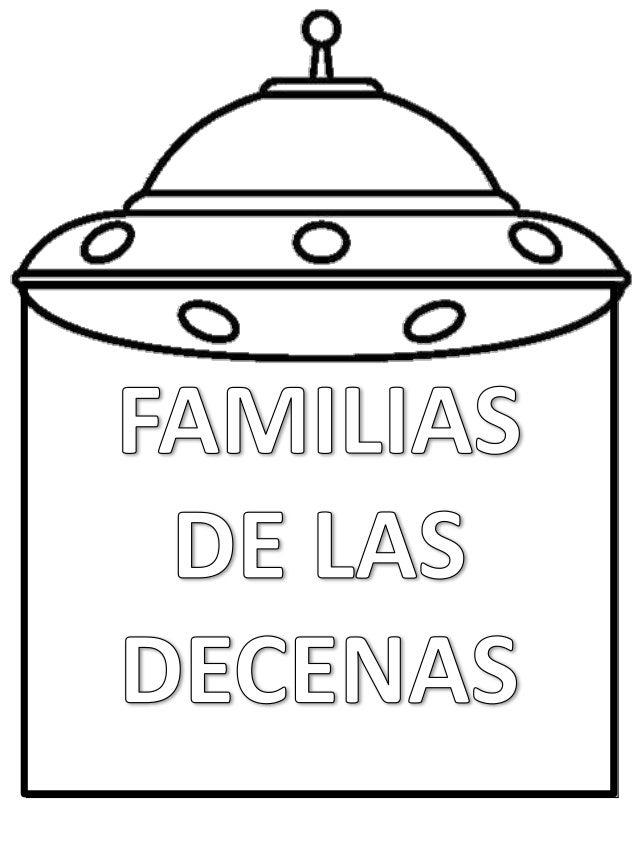 Ovnis familias decenas niños