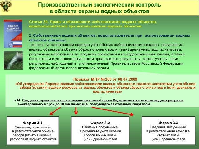 М. В. Оводков. Организация производственного экологического контроля н….