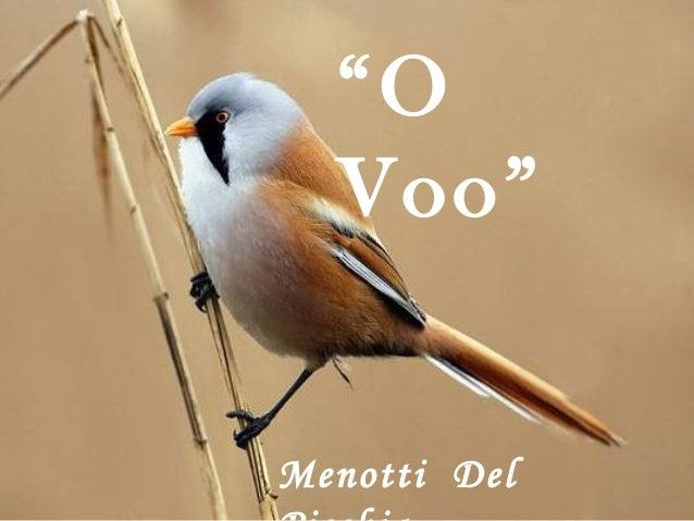 """""""OVoo""""Menotti Del"""