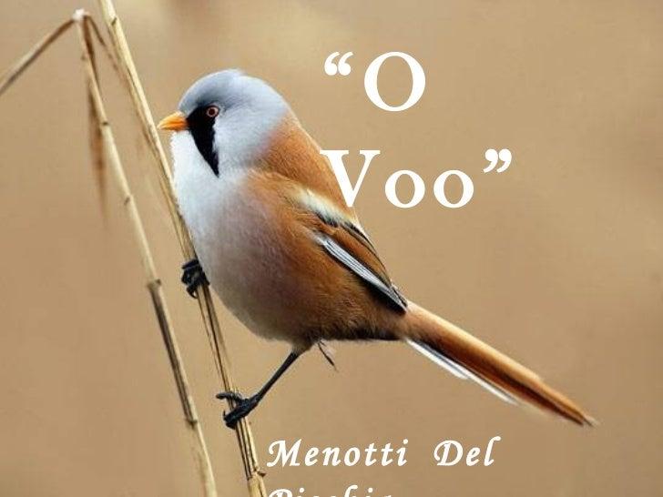 """"""" O Voo"""" Menotti  Del  Picchia"""