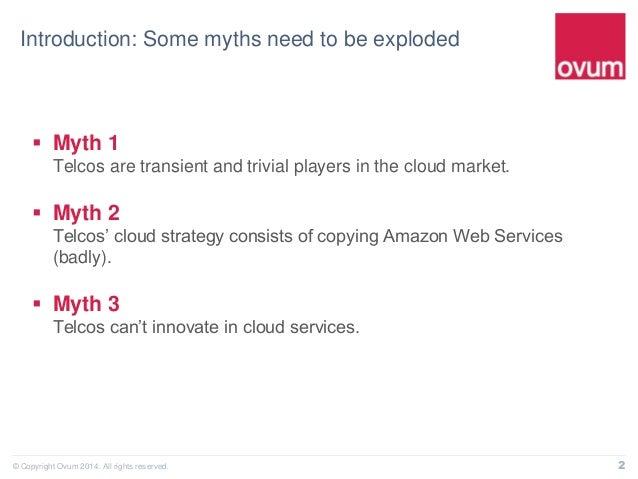 Telcos in the Cloud: A Global Status Report Slide 2