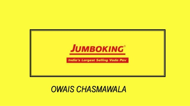 OWAIS CHASMAWALA