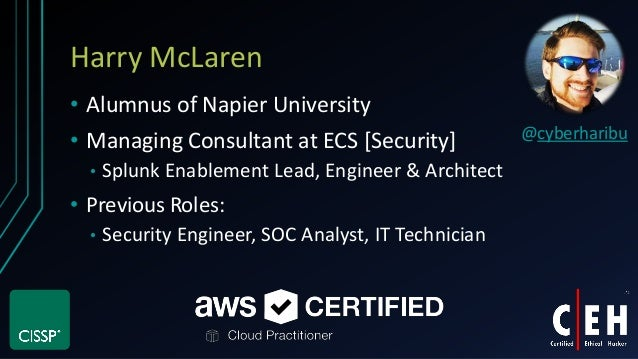 OWASP - Analyst, Engineer or Consultant? Slide 2