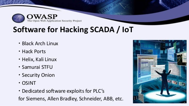Bucharest] From SCADA to IoT Cyber Security