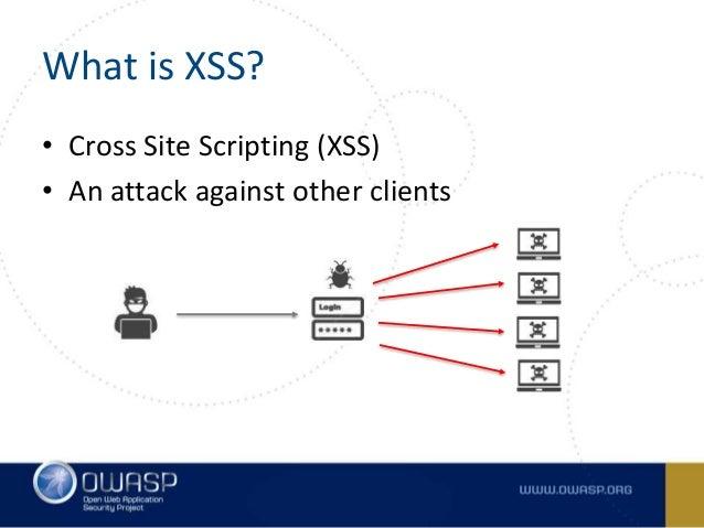 Owasp Top 10 A3 Cross Site Scripting Xss