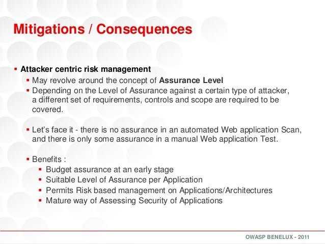 owasp application security verification standard 2013
