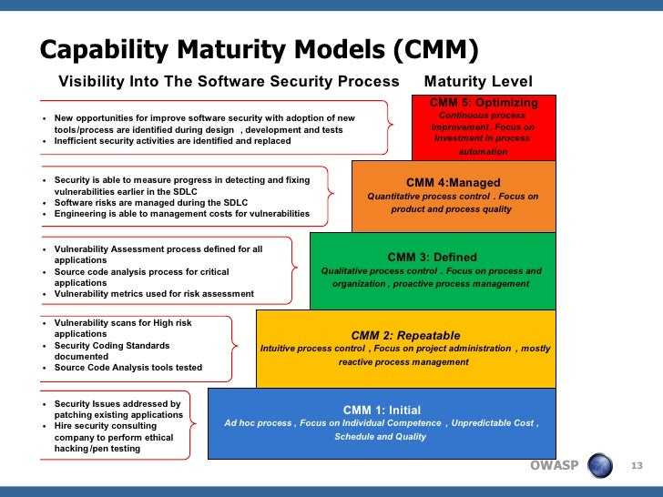 Software Security Initiatives