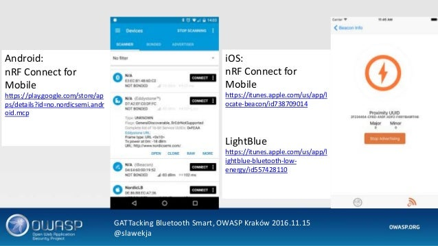GATTacking Bluetooth Smart