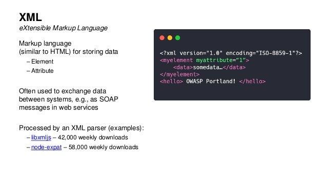 OWASP Portland - OWASP Top 10 For JavaScript Developers