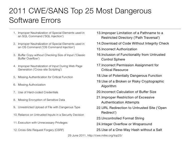 owasp e o desenvolvimento seguro de aplica es para a web