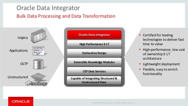 Oracle Warehouse Builder to Oracle Data Integrator 12c