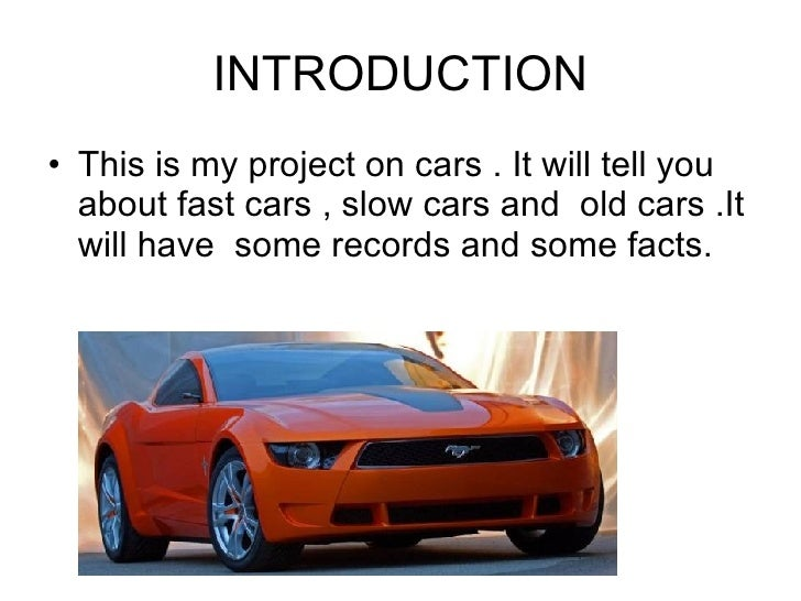 About Cars - About cars