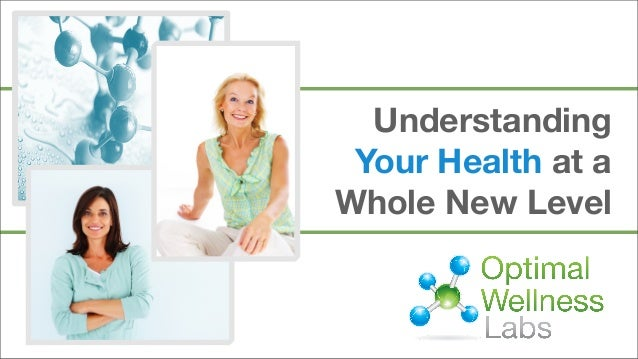 Understanding Your Health at a Whole New Level