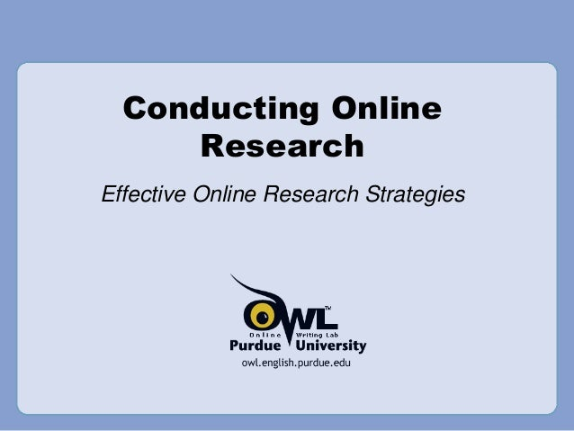 paper on conducting effective research on the internet How real online research works legitimate methods, suggested techniques, good sense, and plenty of patience share pin email print jon feingersh/getty images internet.