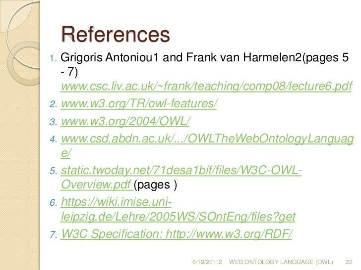 Information web ontology pdf owl language using the representing
