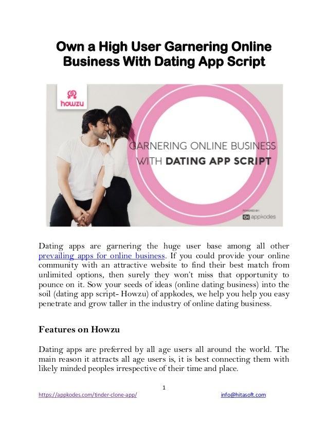 High dating app
