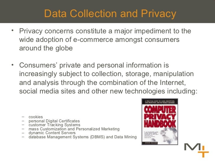 <ul><li>Privacy concerns constitute a major impediment to the wide adoption of e-commerce amongst consumers around the glo...
