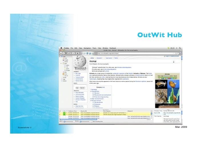 O W Overview Slide 2