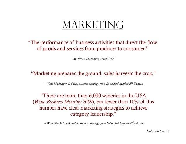 Macquariedale Organic Wine: Strategic Marketing