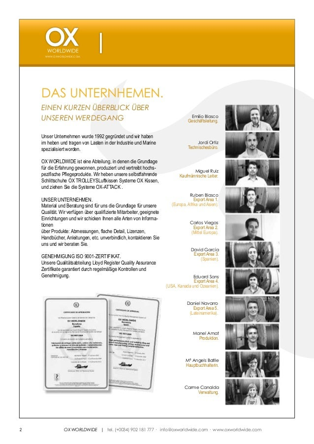 Tenant Deutsch
