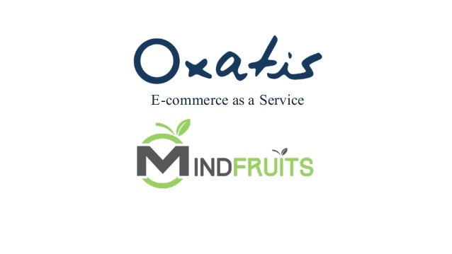 E-commerce as a Service