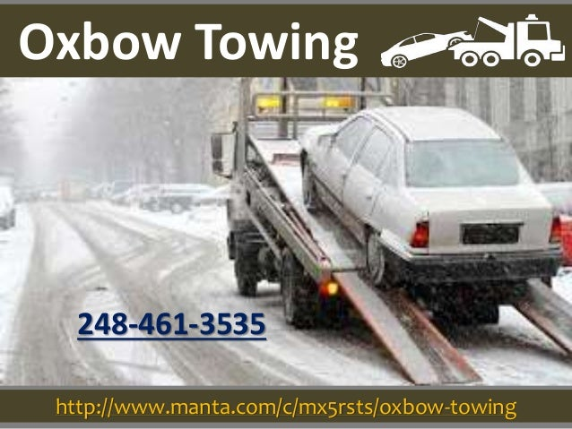 http://www.manta.com/c/mx5rsts/oxbow-towing 248-461-3535 Oxbow Towing