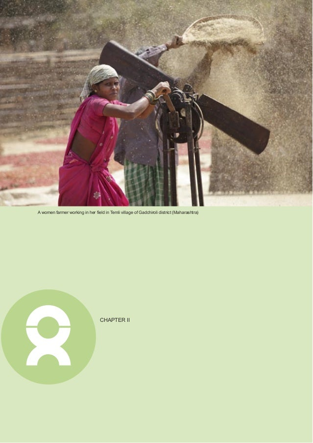 Annual Report 2011 11 New Strategy Takes Root Oxfam India's work on Economic Justice aims to enhance poor people's access ...