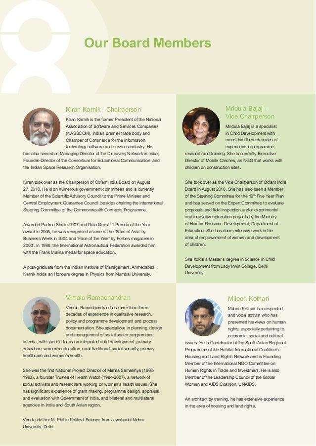 Annual Report 2011 39 Professor Amitabh Kundu Professor Amitabh Kundu teaches at Jawaharlal Nehru University. He has been ...