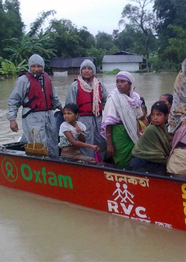 Oxfam India Annual Report 2011