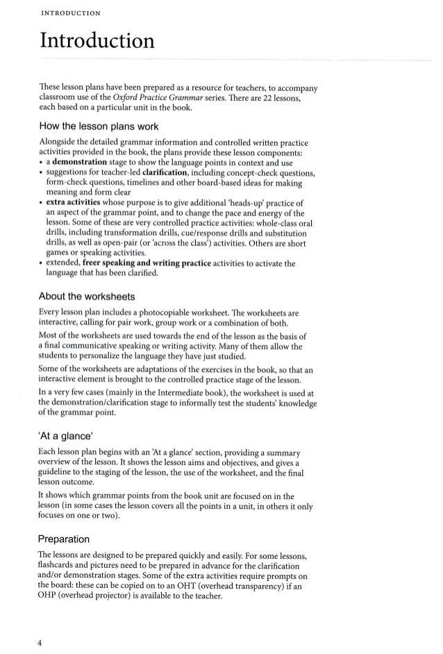 Oxford practice grammar intermediate