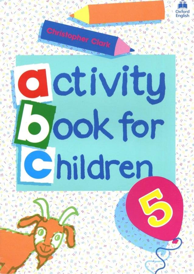 Oxford Activity Book For Children 5