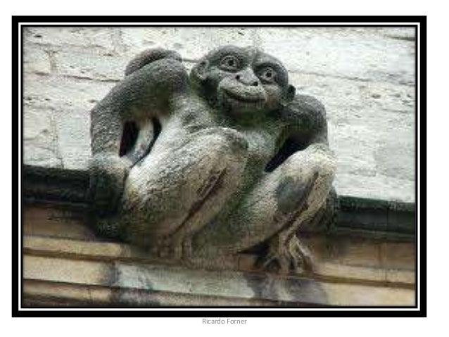 Oxford Gargoyles and Grotesques Slide 2
