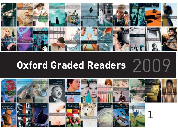 Oxford Graded Readers   2009                           1