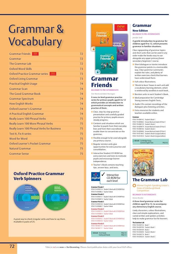 Oxford Word Skills Book