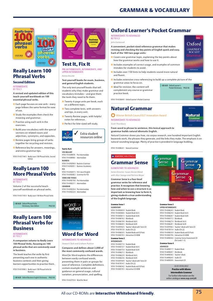 Oxford Learners Grammar Grammar Builder Ebook