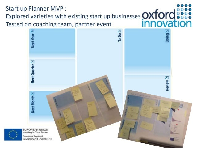 Ignite Cornwall  experience workshops  Introduced Do-Review-Learn  Identify assumptions  Test & measure  Coaching Role-pla...