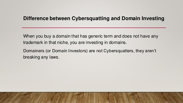 What every entrepreneur should know about Domain Names